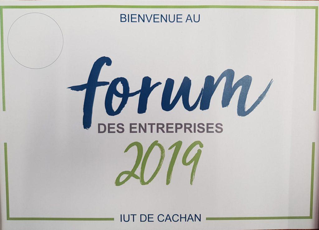 Forum des entreprises - IUT de Cachan